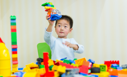 Child LEGO