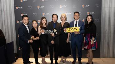 International alumni networks