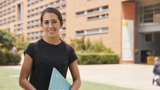 Scholarship student