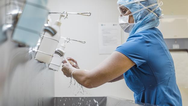 New disinfection systems to provide protection against infection in hospitals and public settings
