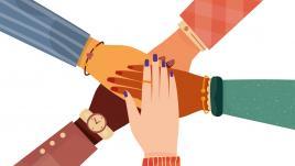 Alumni lending a helping hand