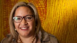 Professor Megan Davis has been named Balnaves Chair in Constitutional Law at the Indigenous Law Centre.