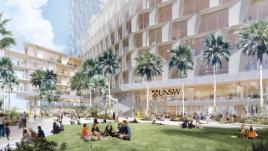 Proposed Health Translation Hub - Plaza